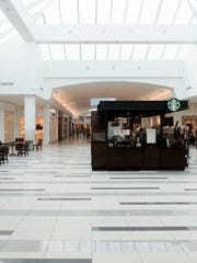 West Town Mall underwent 10 months of renovation.