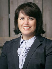 Ellie Westman Chin of the Williamson County Convention and Visitors Bureau is in the 20th Leadership Franklin class.