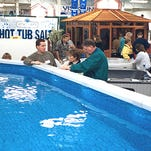 Ready for spring? Novi pool, spa show
