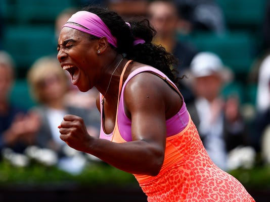 BESTPIX - 2015 French Open - Day Five