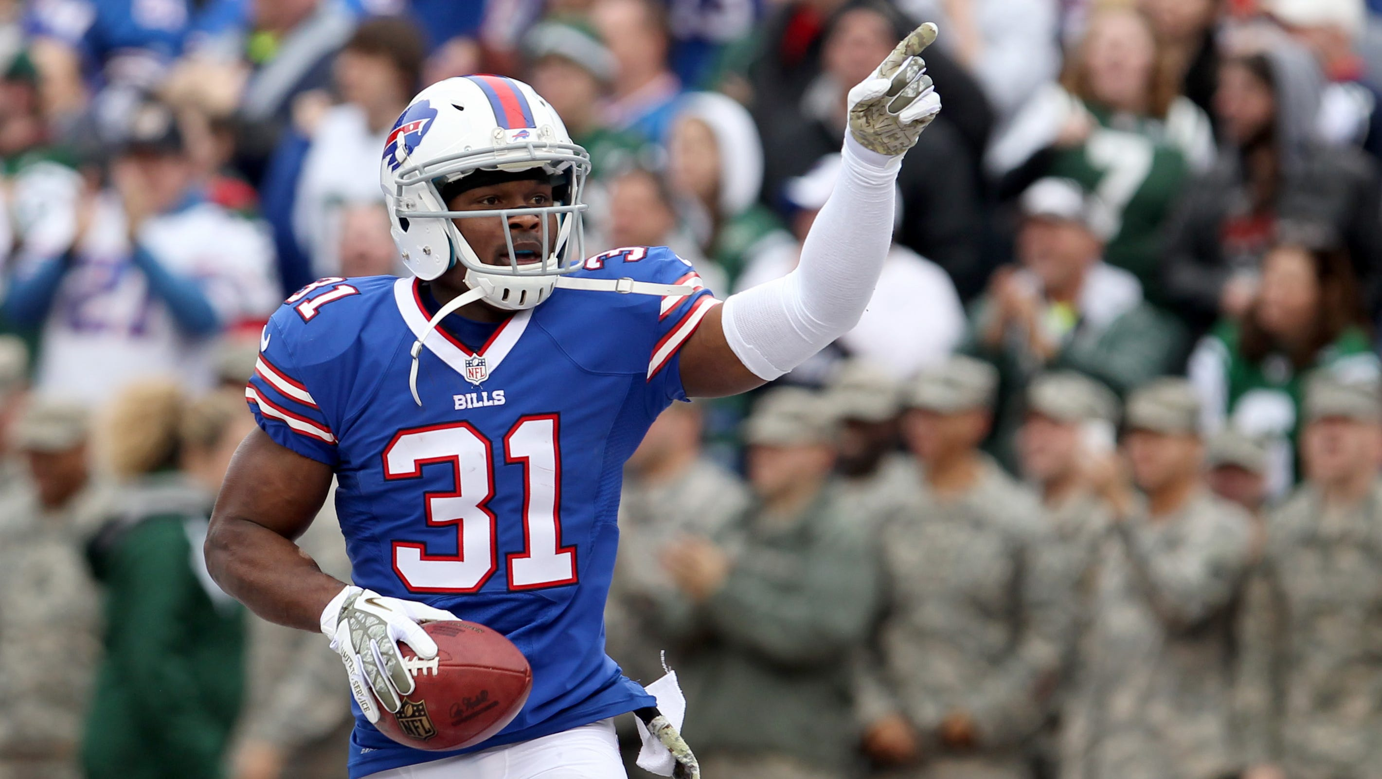 Bills' free agent outlook: Best to resolve Jairus Byrd's status ...