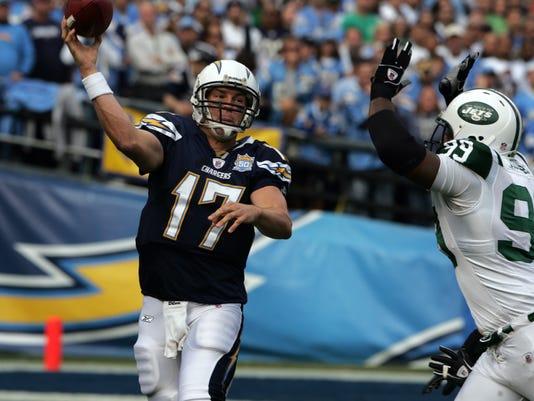 NFL FOOTBALL AFC DVISIONAL PLAYOFF GAME / NY JETS VS SAN DIEGO CHARGERS: