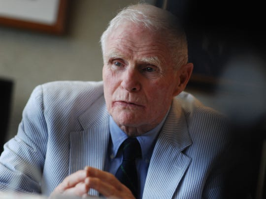 In 2009, former New Jersey Gov. Brendan Byrne, in his