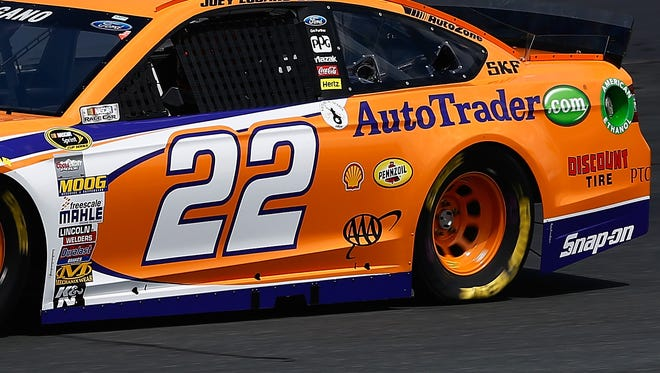 The NASCAR racer sponsored as a promotion by car shopping site AutoTrader.com, now one of the businesses grouped into Cox Automotive.