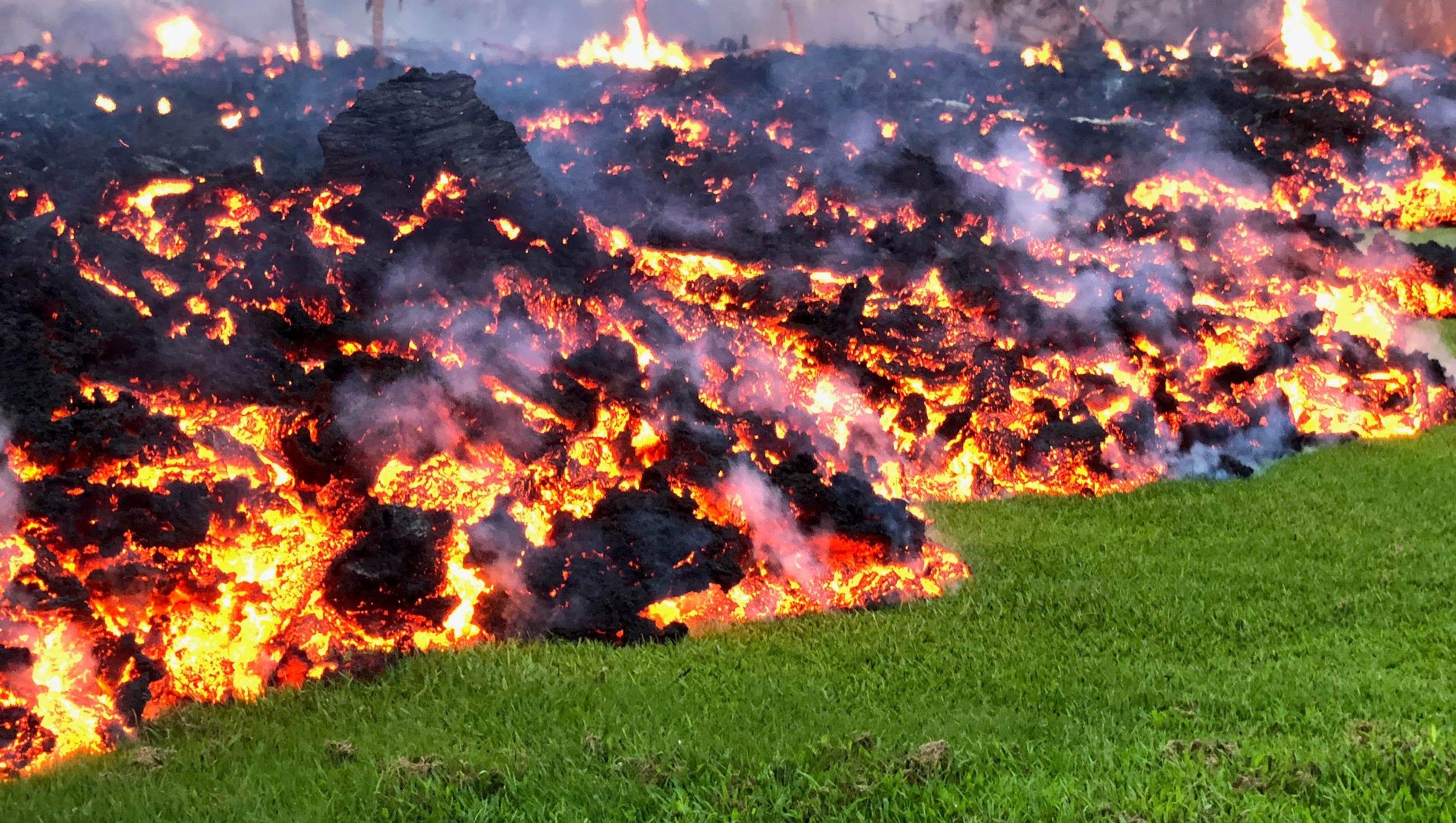 Hawaii Volcano  The Science Behind The Eruption Of Kilauea