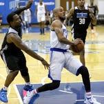 Photos: Pistons in NBA summer league