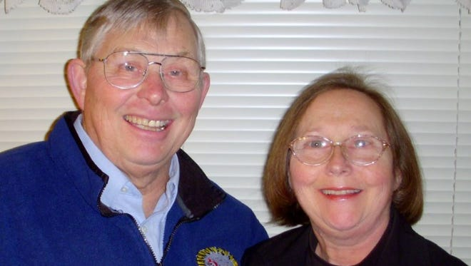 Joe and Sue Jarosh will give a presentation on Amish life at the next Door County Historical Society dinner.