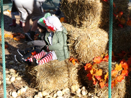 Pumpkinfest runs from 4-7 p.m. Oct. 20 at Lake George