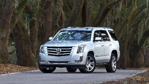 2015 Cadillac Escalade, GM has requested tax abatements for a $1.2 billion expansion of its fullsize SUV assembly plant in Arlington, Texas.