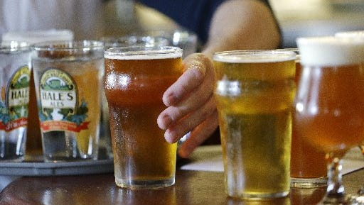 Saturday is National Beer Day and with more than half a dozen breweries from Port St. Lucie to Sebastian, you'll be able to raise a pint and celebrate.