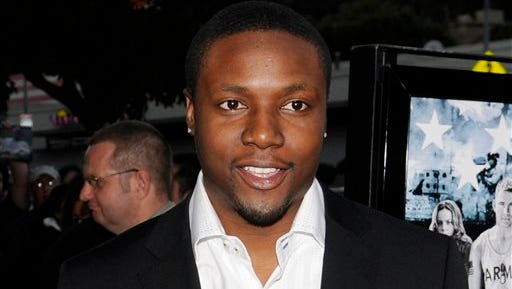 """This March 17, 2008 file photo shows actor Rob Brown """"Stop-Loss"""" at the premiere of the film in Los Angeles. Brown, who accused Macy?s of racially profiling minorities as shoplifters is settling his civil rights lawsuit. Brown?s case has been """"settled in principle,"""" Macy?s Inc. said in a statement Friday, July 18, 2014, a federal judge also indicated in a filing Wednesday that an agreement was in the works. He said he was accused of credit card fraud at Macy?s flagship store after buying a $1,300 watch for his mother for her college graduation in June 2013. (AP Photo/Chris Pizzello, File)"""