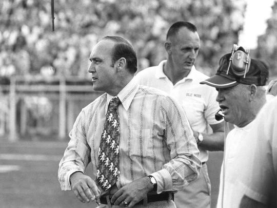 Former Ole Miss coach Billy Kinard died last week at the age of 84.
