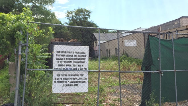 The former site of KEM Chemicals at 545 S. Fulton Ave. in Mount Vernon