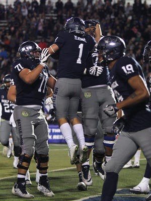 The Nevada football team picked up its first win of the season last week, beating Hawaii 35-21.