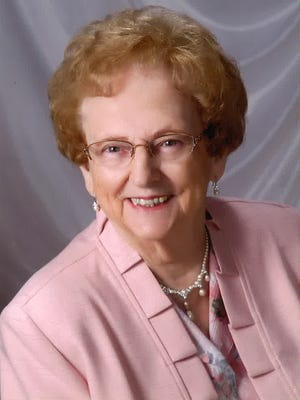 Happy 90th Birthday Evelyn Ramler!