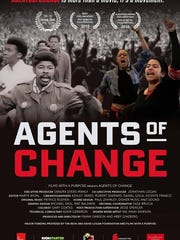 """Agents of Change"" will be shown at 7 p.m. Thursday"