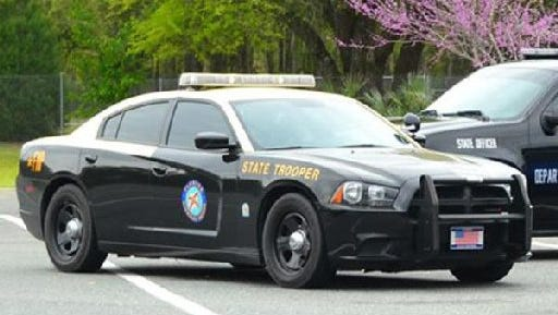 State troopers said a crash in Rockledge ended in driver abandoning vehicle.