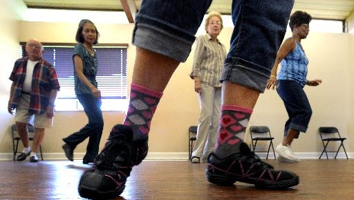Country Line Dance Lessons:Beginners and intermediates. 7-9:30 p.m. Jensen Beach Ballroom, 881 N.E. Jensen Beach Blvd., Jensen Beach. Ages: 15+. $8. 609-356-2973; jensenbeachballroom.com.