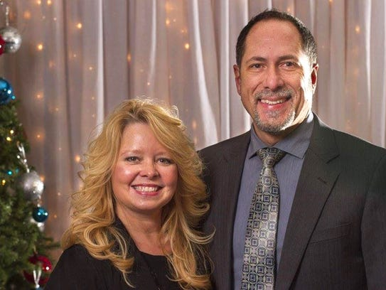 John and Christine Battaglia