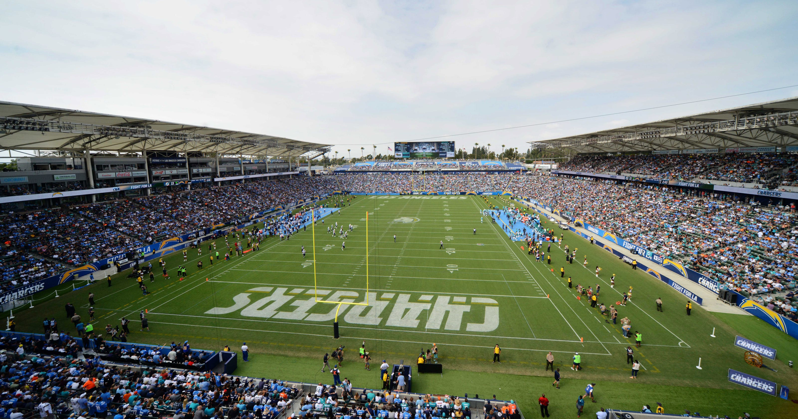Why the Chargers will never leave Los Angeles despite woes