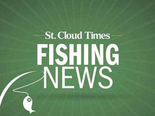 Angler catches 57 inch muskie on mille lacs lake for Today fishing times