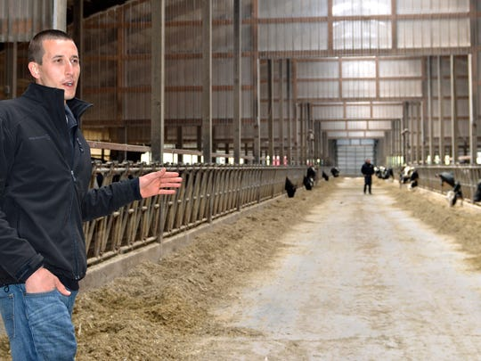 Steven Orth, co-owner of Orthland Dairy, talks about the expansions and technology upgrades the property has seen throughout the past few years including tunnel ventilation, which is now is used in the freestall barns and milking parlor to help with climate control.