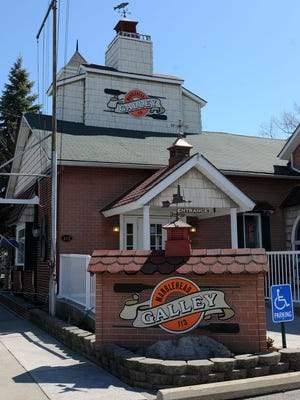 The Marblehead Galley is located at 113 W. Main St. in the heart of the village.