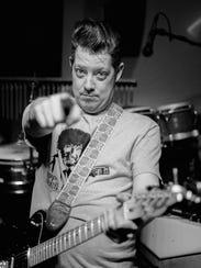 Chris Schoeneker, drums