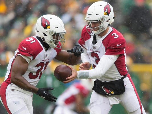 NFL: Arizona Cardinals at Green Bay Packers