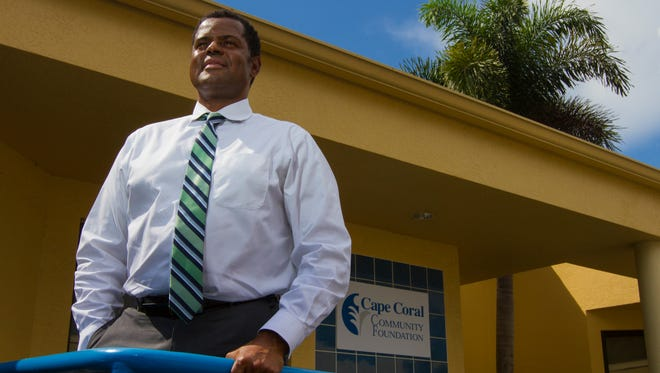 Fostering a generous community in Cape Coral has been one of Michael Chatman's top priorities since becoming the chief executive officer of the Cape Coral Community Foundation six months ago.