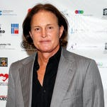 In this Sept. 11, 2013 file photo, former Olympic athlete Bruce Jenner arrives at the Annual Charity Day hosted by Cantor Fitzgerald and BGC Partners, in New York. ABC 's Diane Sawyer interviewed the former Olympic champion and patriarch of the Kardashian television clan in a two-hour interview Friday.