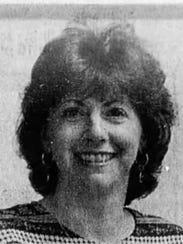 Wanda Greene in the mid-1990s. She became Buncombe