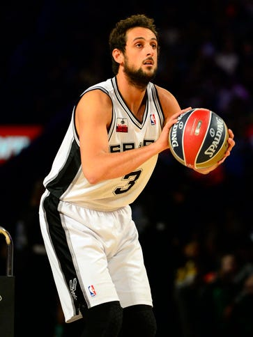 Marco Belinelli has agreed to a deal with the Kings.