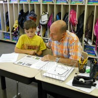 Black Mountain Elementary's Jim Griffin retires after 40 years in the classroom