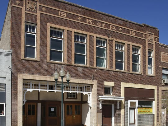 The Belt Theater Co. successfully applied for a $5,000 Montana History Foundation to replace the rear pedestrian bridge to Butte Street in the 1916 Knights of Pythias Building.