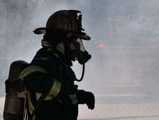 PTSD Firefighter training