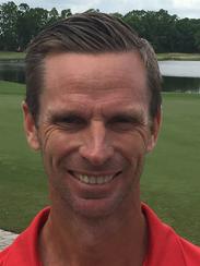 Swedish golfer Richard Johnson is the golf pro at The