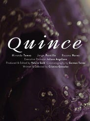 "Film poster for ""Quince,"" one of the short films to"