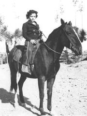 Growing up on a ranch in Southeastern Arizona, Sandra