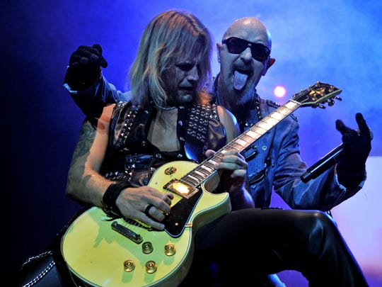 Judas Priest will be in Oshkosh this summer for Rock USA.