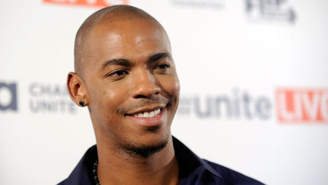 Mehcad Brooks will play James Olsen in CBS' 'Supergirl.'