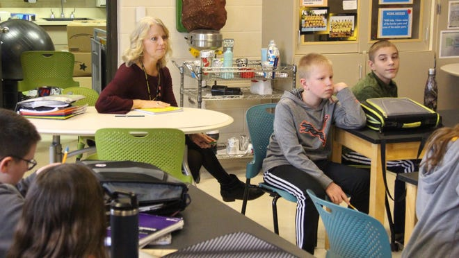 Hamilton Community Schools is implementing a new vetting system to ensure books available to students are grade-level appropriate.
