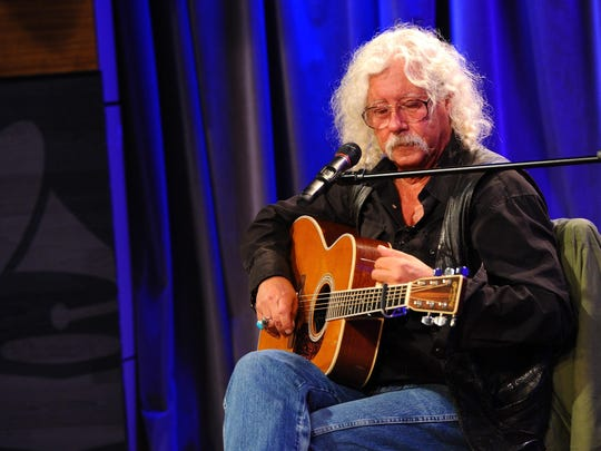 Folk singer/songwriter Arlo Guthrie  returns to Ithaca