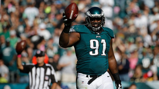 Philadelphia Eagles defensive tackle Fletcher Cox received a six-year, $102 million contract extension this week.