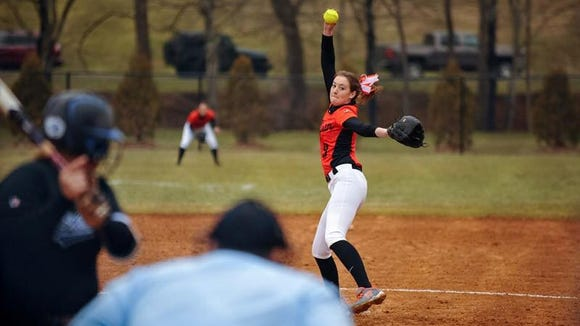 Roberson alum Kassi Butcher is a freshman for the Milligan (Tenn.) softball team.
