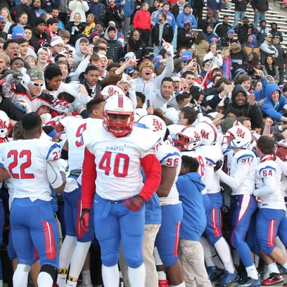 After winning the 24-20 championship victory over Good