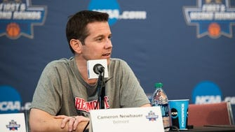 Belmont's Cam Newbauer is the new coach at Florida.
