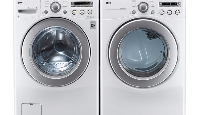 Reviewed BY LG WM2250CW / DLE2250W Best Value Washer / Dryer Pair Easily found on sale for under $600 each, these competent and straightforward LGs prove that you don't have to spend a fortune to get an efficient front-loading washer and matching dryer. $799 MSRP each [Via MerlinFTP Drop]