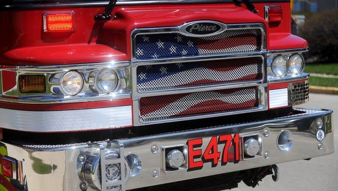 Fond du Lac Fire Department
