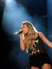 'American Idol' needs to find a new star, like past winner Carrie Underwood. She is shown here performing as a surprise guest with Miranda Lambert at CMA Fest in Nashville.
